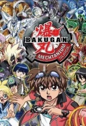 Bakugan Battle Brawlers: Mechtanium Surge
